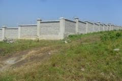 1km perimeter fence